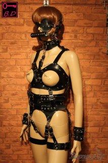 BDSM スレーブ ボンテージ H37 システム コンプリートセット