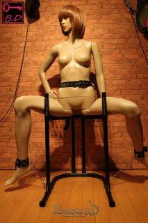ユーロ スレーブ ギア デバイス ボンテージ システム No.3 拘束椅子 スタンダード