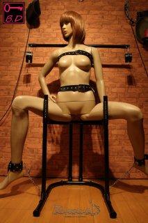 ユーロ スレーブ ギア デバイス ボンテージ システム No.3 拘束椅子 スペシャル