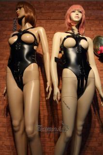 BDSM スレーブ ワンプレート トーチャー ボンテージ H28