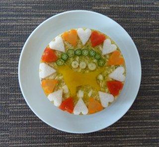 ディナーケーキ(お魚 サイズ:Moyen モワイヤン)