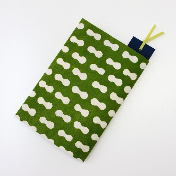 桂樹舎 和紙ブックカバー