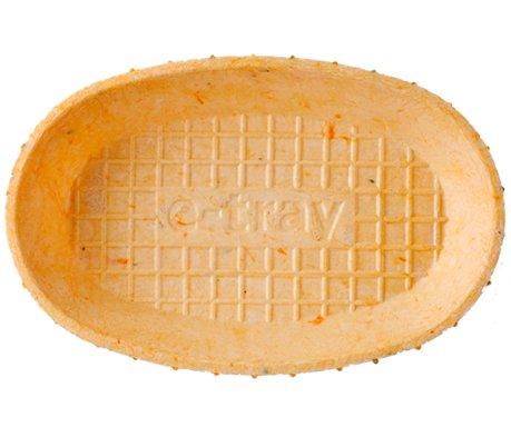 イートレイ丸型(えびせん味)業務用80入(10×8袋)