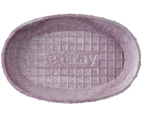 イートレイ丸型(むらさきいも味)業務用80入(10×8袋)