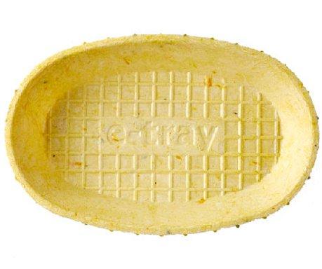 イートレイ丸型(焼きもろこし味)業務用80入(10×8袋)
