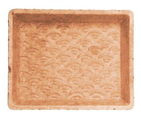 イートレイ(角波小タイプ)えびせん味 120枚(10×12袋)