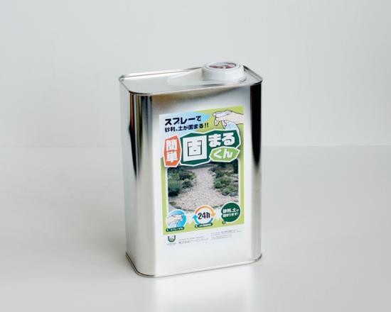 かんたん固まるくん 2kg缶