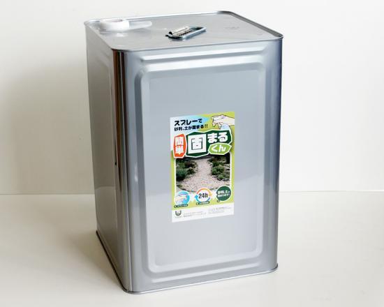 かんたん固まるくん 16kg缶