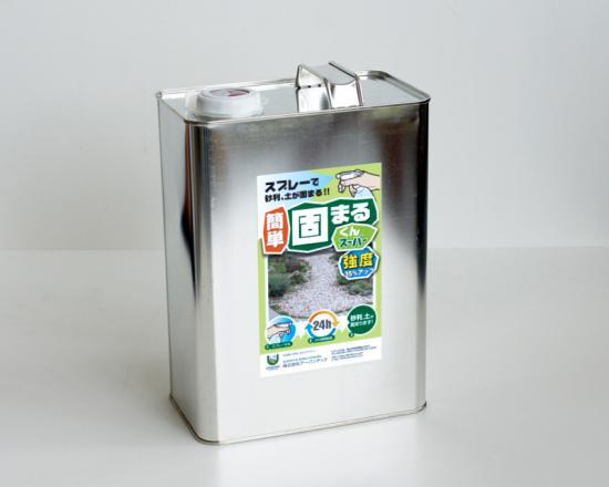 【強度35%UP】かんたん固まるくんスーパー 4kg缶