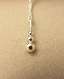 純銀の珠3