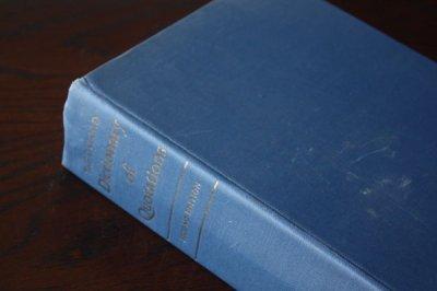洋古書 The Oxford Dictionary
