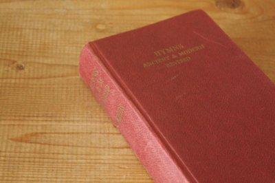 洋古書 Hymns