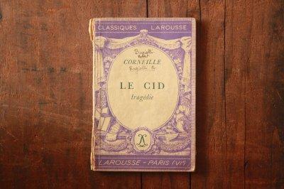 洋古書 Le Cid(フランス語)