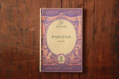 洋古書 Iphigenie(フランス語)