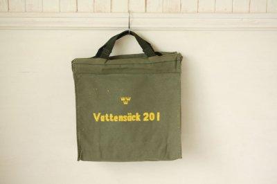 スウェーデン軍 スクエアトートバッグ