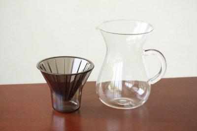 Kinto(キントー) コーヒーカラフェ4点セット ペーパーブリューワー
