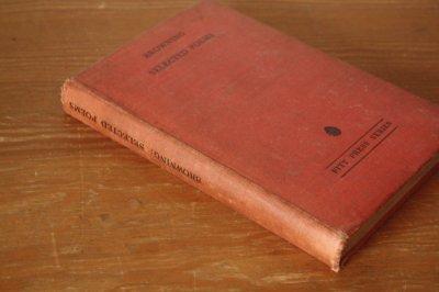 洋古書 Browning Selected Poems