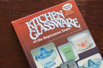 洋古書 Kitchen Glassware