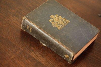 洋古書 The Bible
