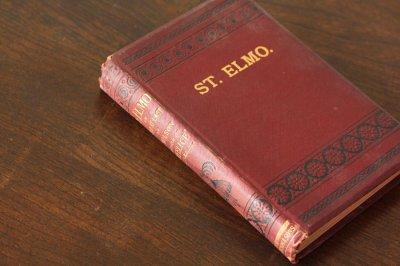 洋古書 St. Elmo.