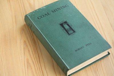 洋古書 Coal Mining グリーン