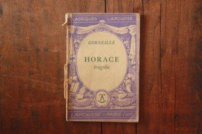 洋古書 Horace(フランス語)