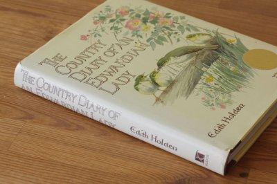 洋古書 The Country Diary 100 Years