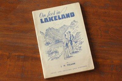 洋古書 On Foot in Lakeland