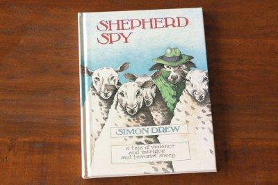 洋古書 Shepherd Spy