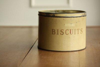 イギリス tin缶 Biscuits