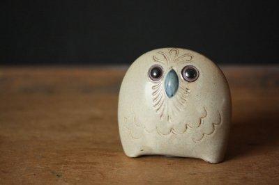 貯金箱 まるフクロウ