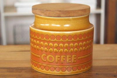 Hornsea Saffron(ホーンジー / サフラン) キャニスターS Coffee