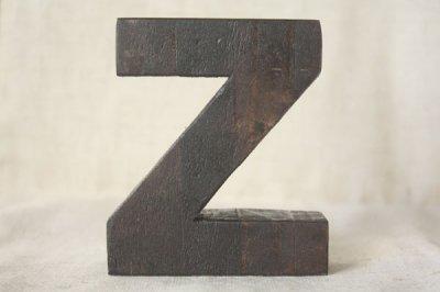 リサイクルウッドレター Z