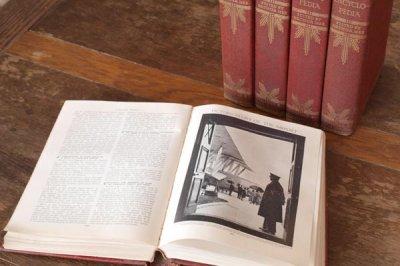 洋古書 The Children's Encyclopedia 1-5冊セット