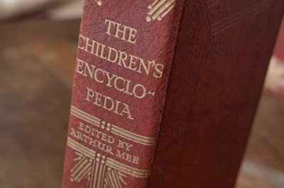 洋古書 The Children's Encyclopedia 7
