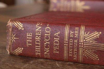 洋古書 The Children's Encyclopedia 8