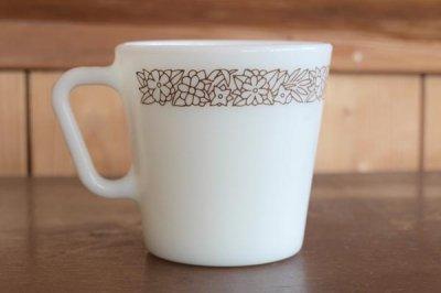Pyrex(パイレックス) ウッドランド ブラウン マグカップ