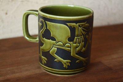 Hornsea(ホーンジー) ドラゴンマグカップ