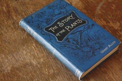 洋古書 The Story of The Plants