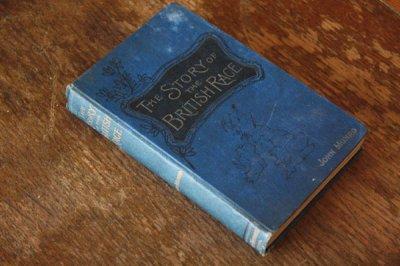 洋古書 The Story of The British Race