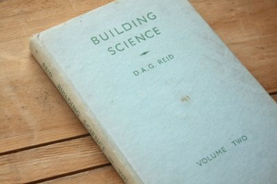 洋古書 Building Science