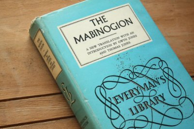 洋古書 The Mabinogion