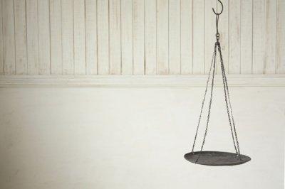 日本 吊り秤皿