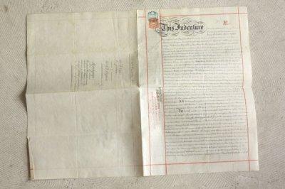 イギリス スクリプト古文書 1920年