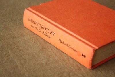 洋古書 Barry Trotter