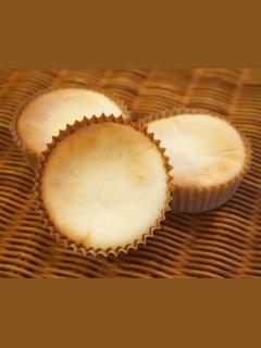 米粉ベイクドチーズケーキ(3個入)
