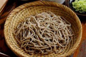 【蔵麺本陣】 石挽蕎麦 乾麺 5袋入(10人前)