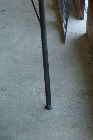 アイアンレッグ-鉄脚用アジャスター取付オプション加工