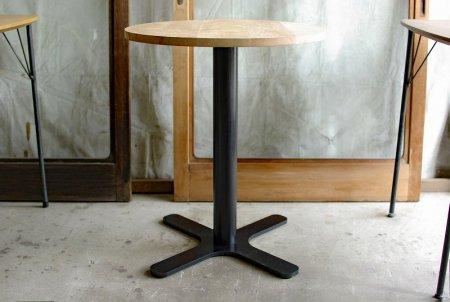 カフェテーブル/CROSS LEG BACE-TABLE