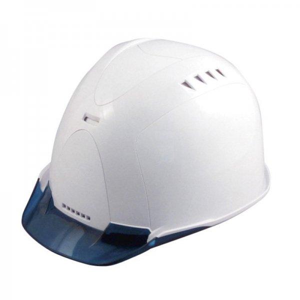 内装付ヘルメット(ソフト透過バイザー)